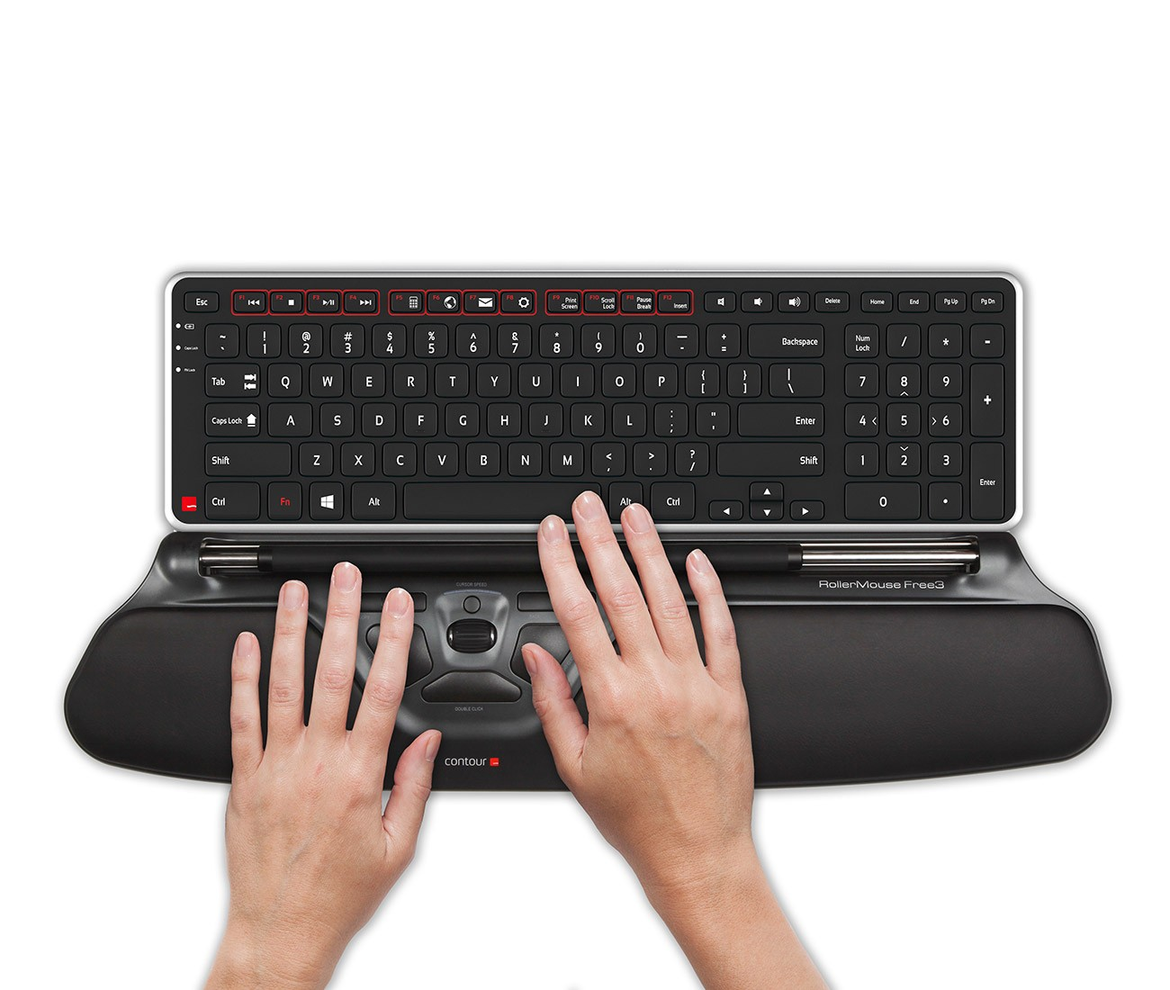 Computer input devices has introduced freestyle a range -  Using The Free 3