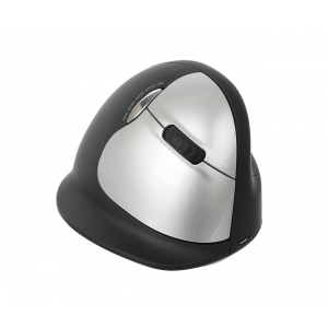 Vertical Ergonomic Mouse - HE Vertical Mouse Right Wireless Large